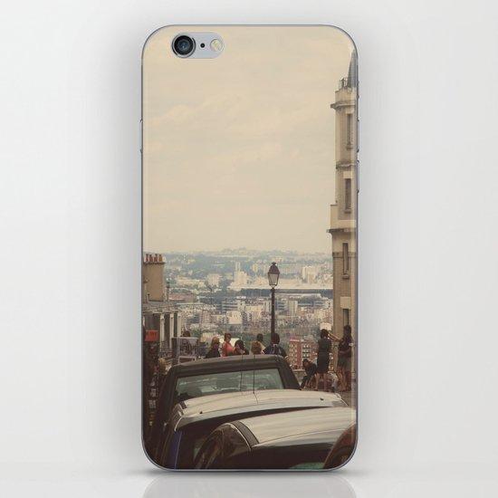 Paris Street iPhone & iPod Skin