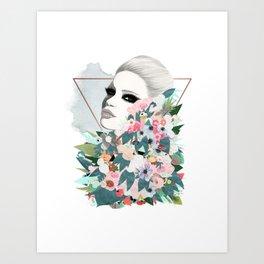 Flower Wall Art Print