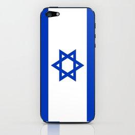 Flag of Israel iPhone Skin