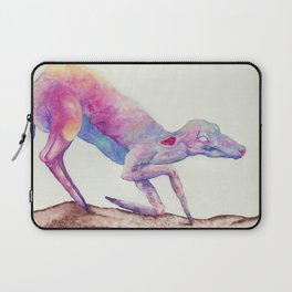 Allure of the Trickster (detail #1) Laptop Sleeve