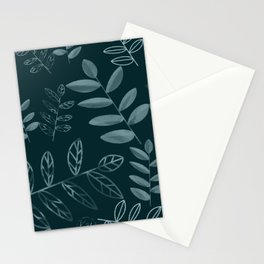 Three leaves of Hope Stationery Cards