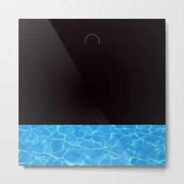 Splash 01 Metal Print