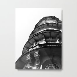 Architecture of Bogota Colombia Metal Print