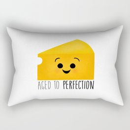 Aged To Perfection - Cheese Rectangular Pillow