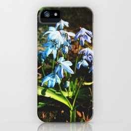 just a lovely flowers iPhone Case
