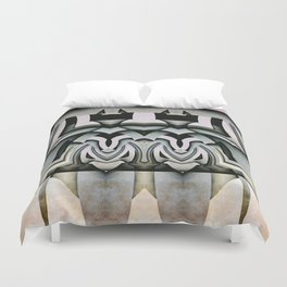 King And Queen Of The Insect World Duvet Cover