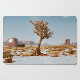 Monument Valley Juniper Cutting Board