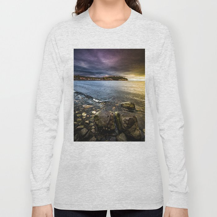 Time to head home Long Sleeve T-shirt