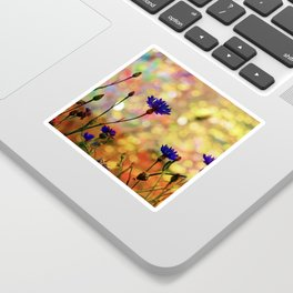 Summer Field Impression 2 Sticker