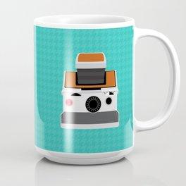 Polaroid SX-70 Land Camera Coffee Mug