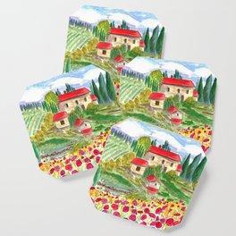 Tuscan Coaster