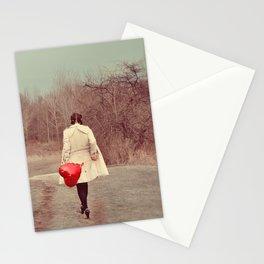 You've Gotta Have Heart Stationery Cards