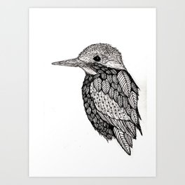 Another Birdie Art Print