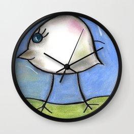 chick a dee Wall Clock