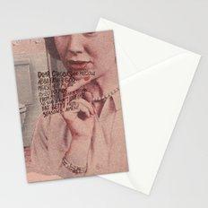 OH GOD, SEASON FIVE Stationery Cards
