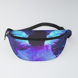 Neon fairy Fanny Pack