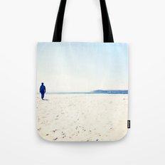 Beach & Blue Tote Bag
