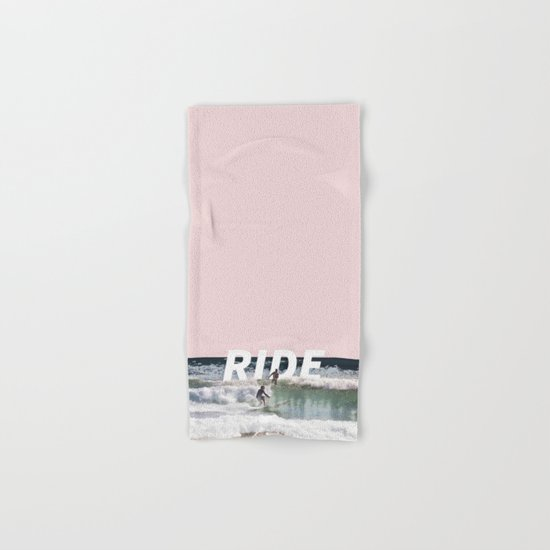 Ride Hand & Bath Towel