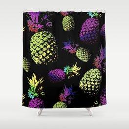 pineapple pattern Shower Curtain