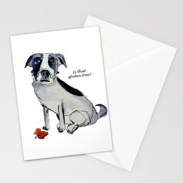 Is that Gluten Free? Stationery Cards