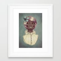 candy Framed Art Prints featuring Candy by Edge