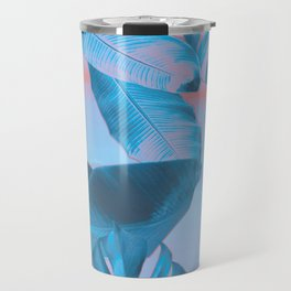 Electric blue botanics (everyday 8/365) Travel Mug