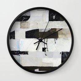 An Octave Higher Wall Clock