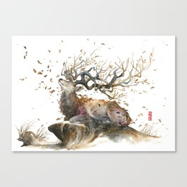 Blessed Canvas Print