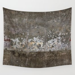Abandoned Factory Wall Tapestry