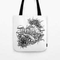 frog Tote Bags featuring Frog by Corinne Elyse