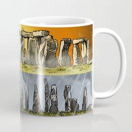 Stone Circles Coffee Mug