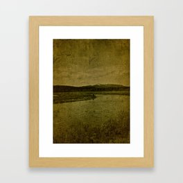 Wanting Framed Art Print