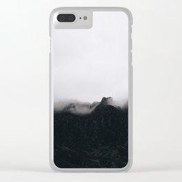 Glen Coe Clear iPhone Case
