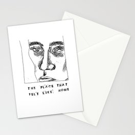 The Place That Felt Like Home Stationery Cards