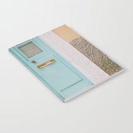 Mint Door Notebook