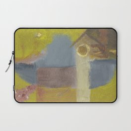 2017 Composition No. 32 Laptop Sleeve