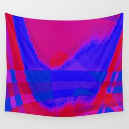toothy 1 Wall Tapestry