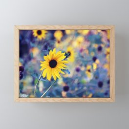 little suns Framed Mini Art Print