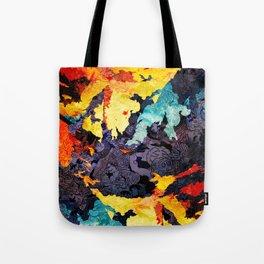 Wayang Starlight Tote Bag