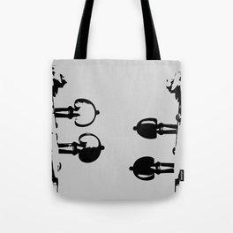 Violin Background Tote Bag