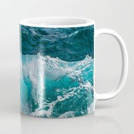 Breakers Rolling In To Shore Coffee Mug