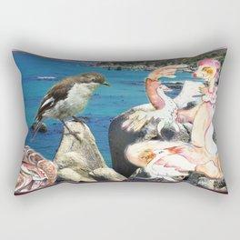 Strangers in Houtbay Rectangular Pillow