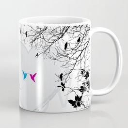 Love in air Coffee Mug