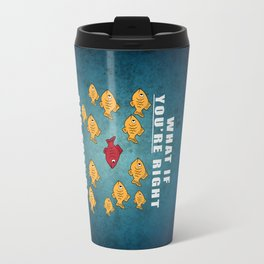 Fargo Fish Travel Mug