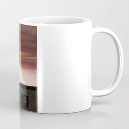 Sun Through the Smoke Coffee Mug