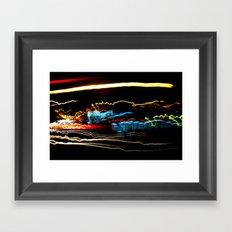 BY-PASS_NY 05 Framed Art Print