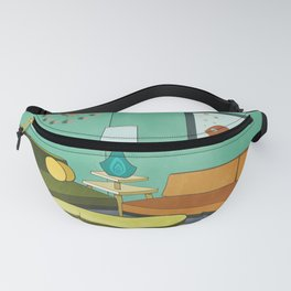 The Room 1962 Fanny Pack
