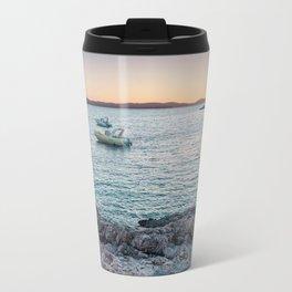 Hvar - seascape Travel Mug