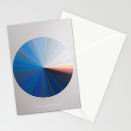 Chromascope Stationery Cards