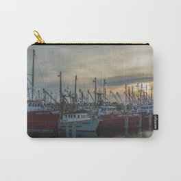 Ships at the Dock Carry-All Pouch